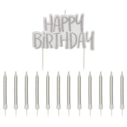340127-happy-birthday-candle-and-12-candles-silver-4