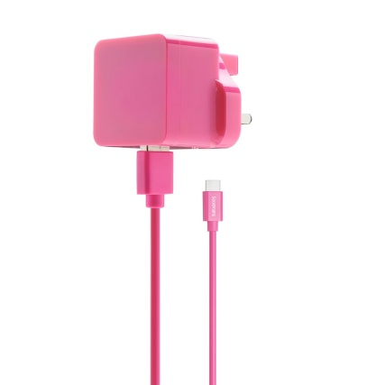 340622-goodmans-type-c-mains-charger-and-cable-pink-2