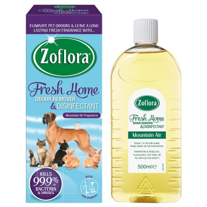 Zoflora Odour Remover Amp Disinfectant Mountain Air