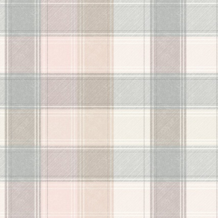 341213-arthouse-country-check-pink--grey-wallpaper-1