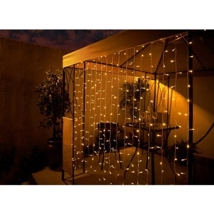 341955-solar-string-lights-192-led-curtain-warm-white