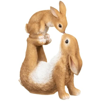 342056-large-kissing-bunny-ornament-brown-2