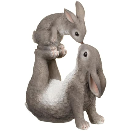 342056-large-kissing-bunny-ornament-grey-2