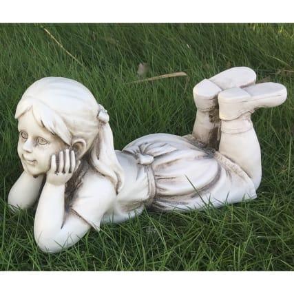342125-lying-down-girl-statue
