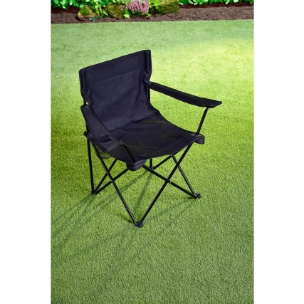 342231-camping-armchair-cup-holder-black
