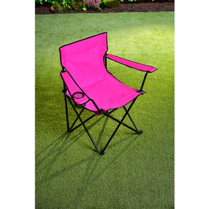 342232-camping-armchair-cup-holder-pink