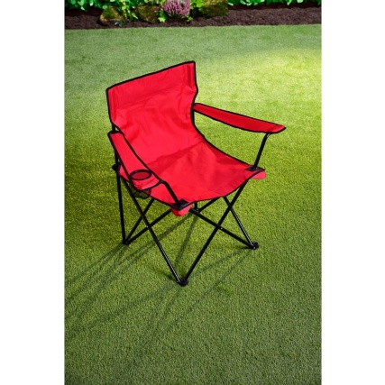342232-camping-armchair-cup-holder-red