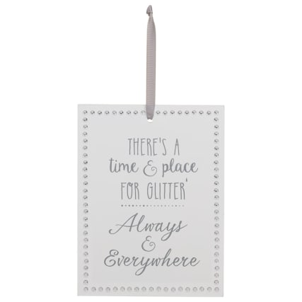 342533-dimante-plaque-time-and-place-for-glitter