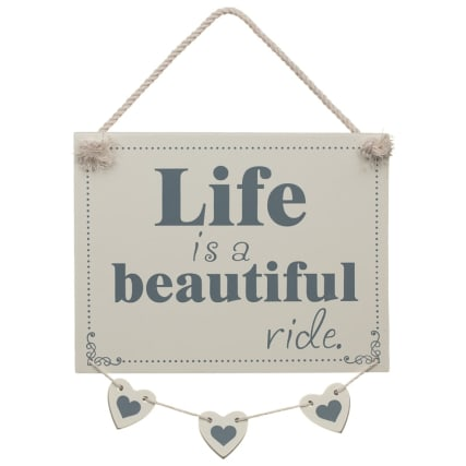 342535-hanging-hearts-plaque-life-is-a-beautiful-ride