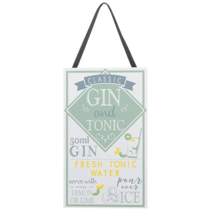 342537-gin-plaque-15x24cm-gin-and-tonic