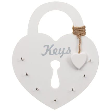 342541-heart-key-holder-white