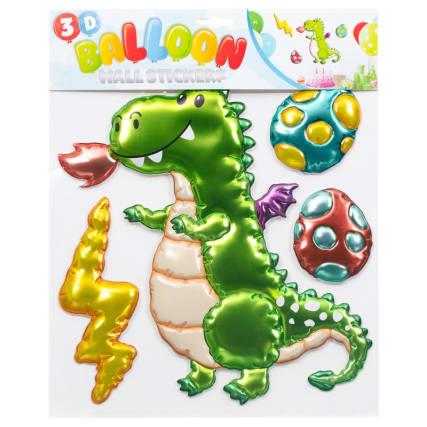 342614-3d-balloon-stickers-dinosaur
