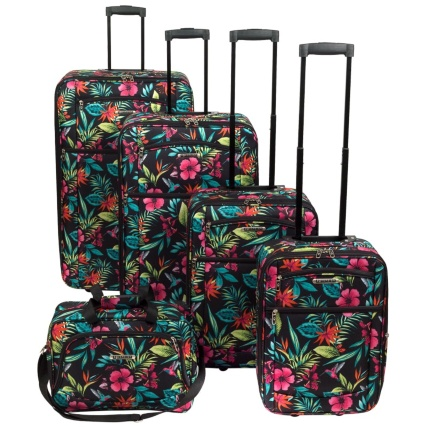 342714-342715-342717-342719-342721-sovereign-tropical-floral-5pc-luggage-set
