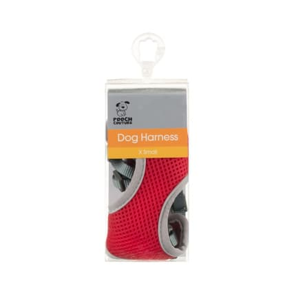 342778-dog-harness-x-small-red