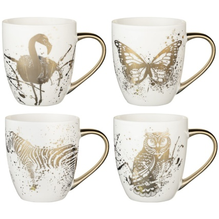 342792-gold-animal-mug-flamingo