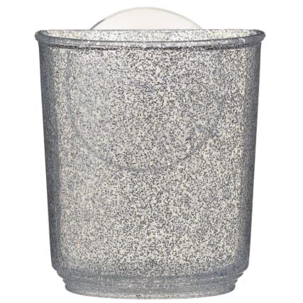 342887-glitter-bathroom-suction-tumbler-silver-2