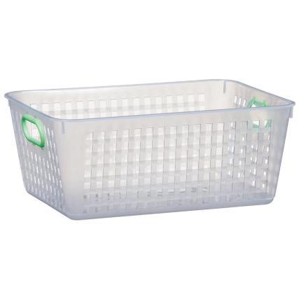 343025-storage-baskets-with-coloured-handles-green