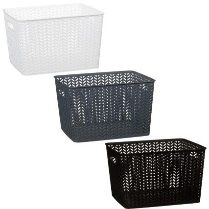 343026-large-chevron-plastic-storage-basket-main