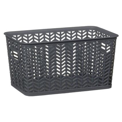 343027-medium-chevron-plastic-basket-grey