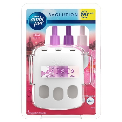 Ambi Pur 3Volution Starter Kit - Thai Orchid