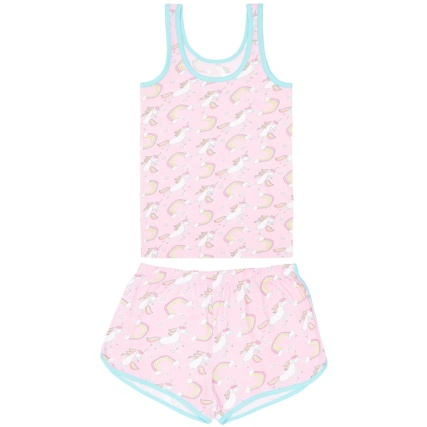 343247-ladies-vest-pjs-pink-blue-unicorns-2