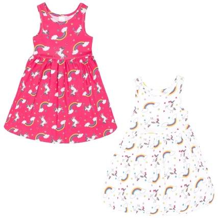 343321-girls-2pk-dress-unicorn-pink-white-3