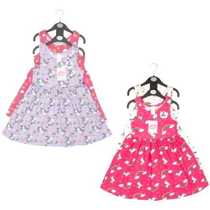 343321-girls-2pk-dress-unicorn-pink-white