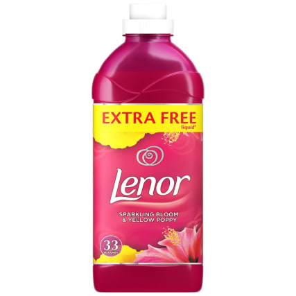 343836-lenor-fabric-conditioner-sparkling-bloom-and-yellow-poppy-33-washes