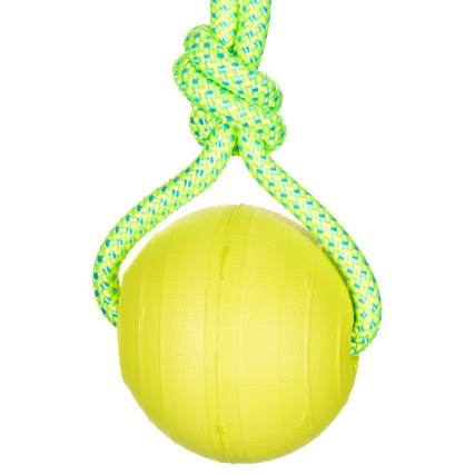 344136-floating-toy-yellow-ball