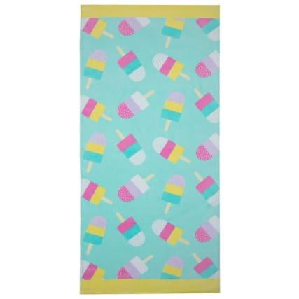 344714-printed-kids-beach-towel-ice-cream
