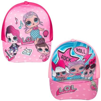 344761-lol-2pk-cap-dark-pink-group