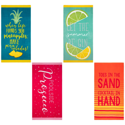 344940-printed-alcohol-beach-towel-group