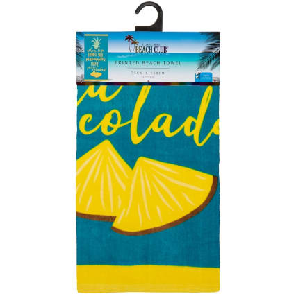 344940-printed-alcohol-beach-towel-pina-colada