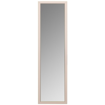 B&M blush dressing mirror