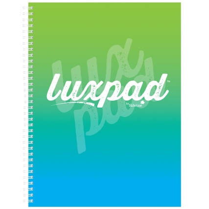 345522-silvine-luxpad-a4-notebook-blue-green
