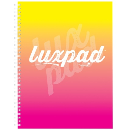 345522-silvine-luxpad-a4-notebook-yellow-pink