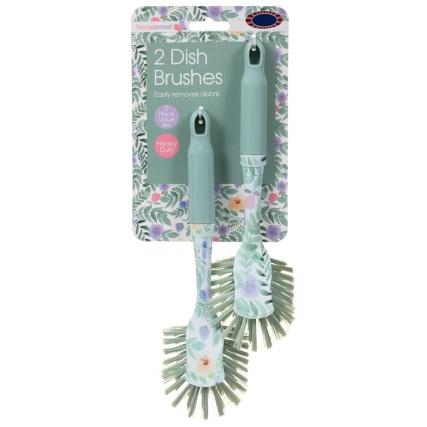 345628-dish-brushes-2pk-floral