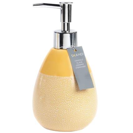 345757-skandi-crackle-ceramic-soap-dispenser