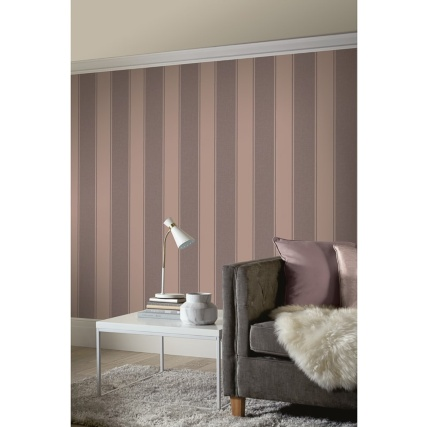345770-arthouse-decoris-stripe-chocolate-rose-gold-wallpaper-2