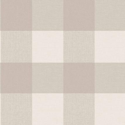345885-fine-decor-glamorous-check-natural-wallpaper