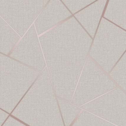 345912-fine-decor-quartz-fractal-rose-gold-wallpaper-2