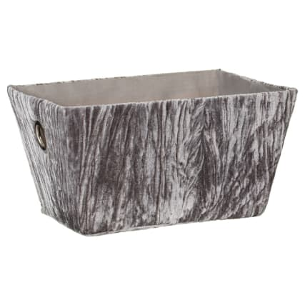346022-storage-basket-metal-handles-grey