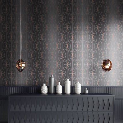 346025-muriva-kayla-charcoal-rose-gold-wallpaper-2