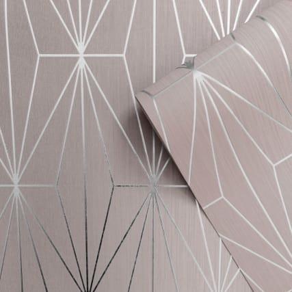 346026-muriva-kayla-blush-silver-wallpaper