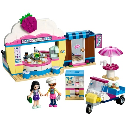 Outdoor Car Storage >> LEGO Friends Olivia's Cupcake Cafe | Construction Toys - B&M