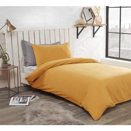 346327-washed-linen-look-ochre-duvet-set
