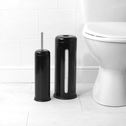346446-bedlray-ribbed-toilet-brush-black