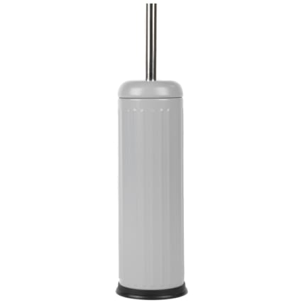346446-bedlray-ribbed-toilet-brush-grey