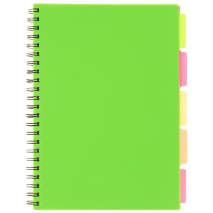 346856-a4-project-book-green