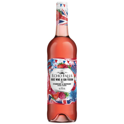 Echo Falls Rose Wine & Gin Infusion 75cl